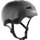 TSG Skate/BMX Injected Color Helmet injected black